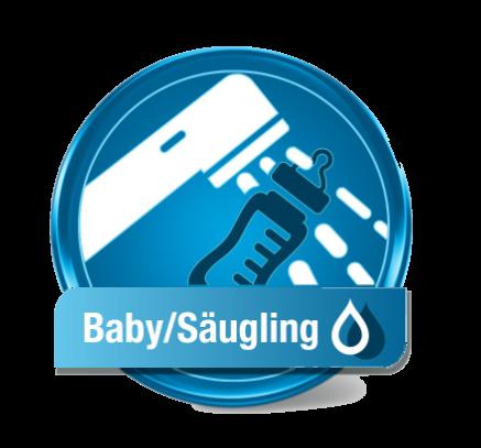 Wasseranalyse Baby (Säugling)